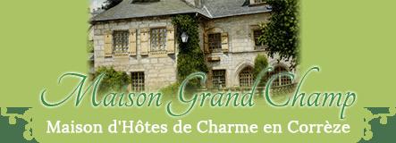 Chambres d'hôtes en Corrèze 19