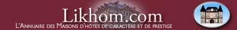 likhom.com : chambres d'hotes, gites et locations charme en France pour votre hébergement de vacances